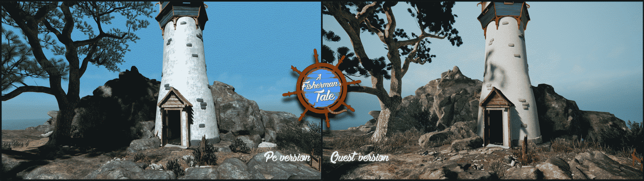 A Fisherman's Tale on the Oculus Quest. Credit: A Fisherman's Tale.