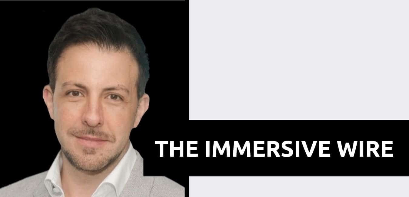 Digital twins and AR/VR, with Nicola Rosa, on the Immersive Wire podcast