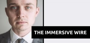 Favourite virtual reality games to play, with Jonny Keeley from Igloo Vision for the Immersive Wire Podcast