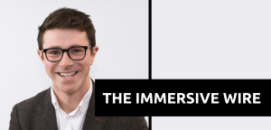 Leo Gebbie joins the Immersive Wire podcast to talk about analysing virtual and augmented reality