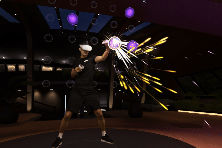 Why exercise VR games are a great fit for Oculus and their subscription model